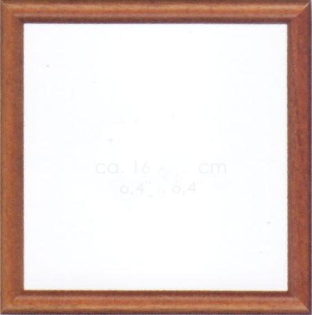 Cross Stitch Corner | Vervaco - Wooden frame 16 x 16
