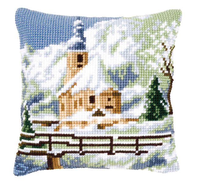 Cross Stitch Corner Vervaco Cross Stitch Cushion Pn