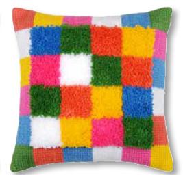 Latch Hook Chainstitch Cushions Pn 0175563