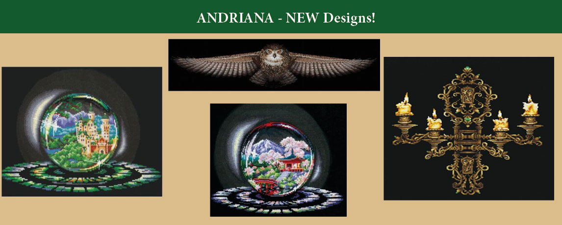 Andraina very special Designs!