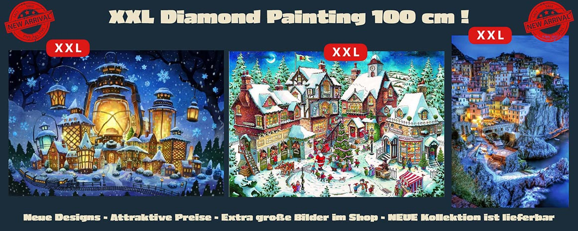XXL - Diamond Painting