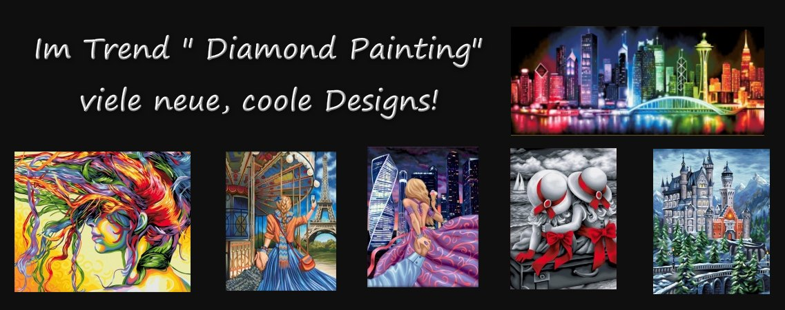 Diamond Paining Coole Designs