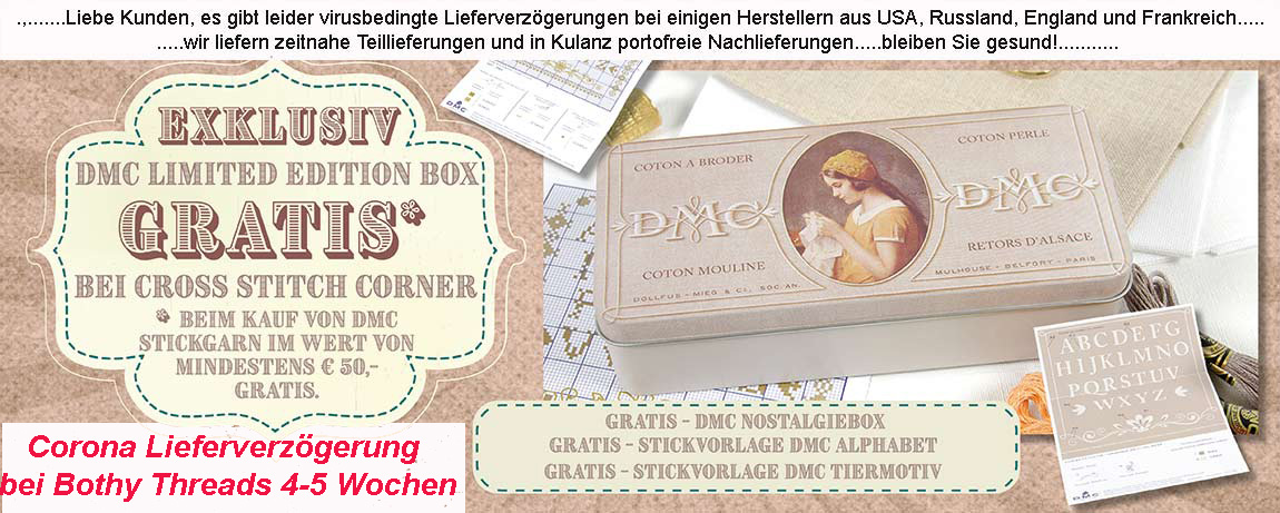 DMC Nostalgie Box Limited Edition