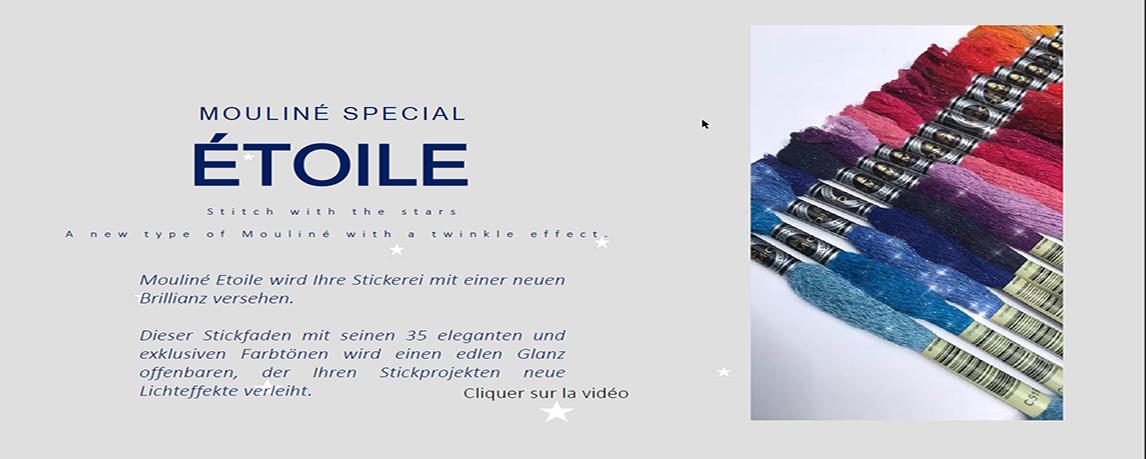 DMC Mouliné Special Étoile 3
