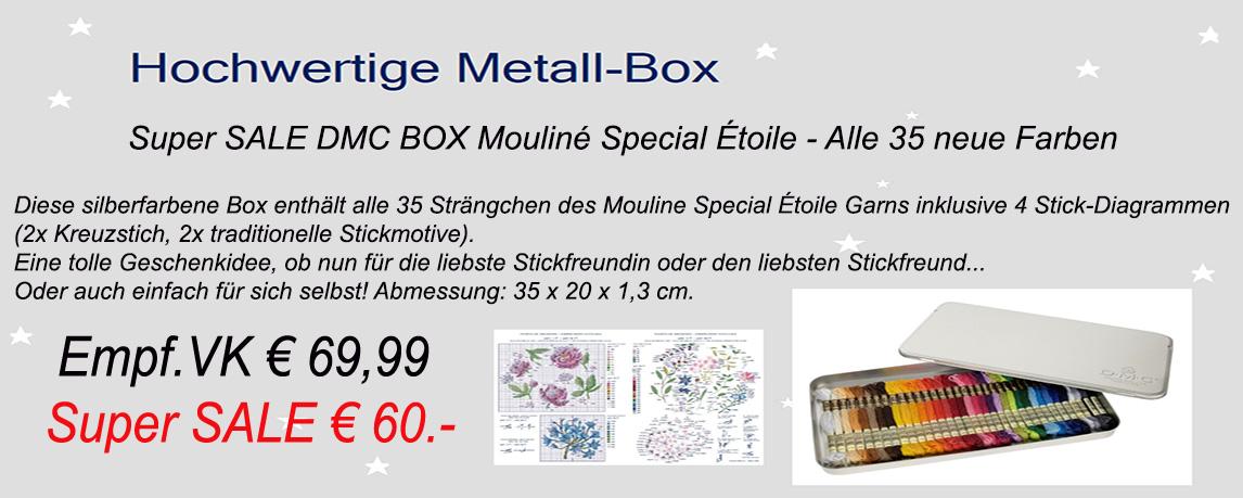 DMC Mouliné Special Étoile 7