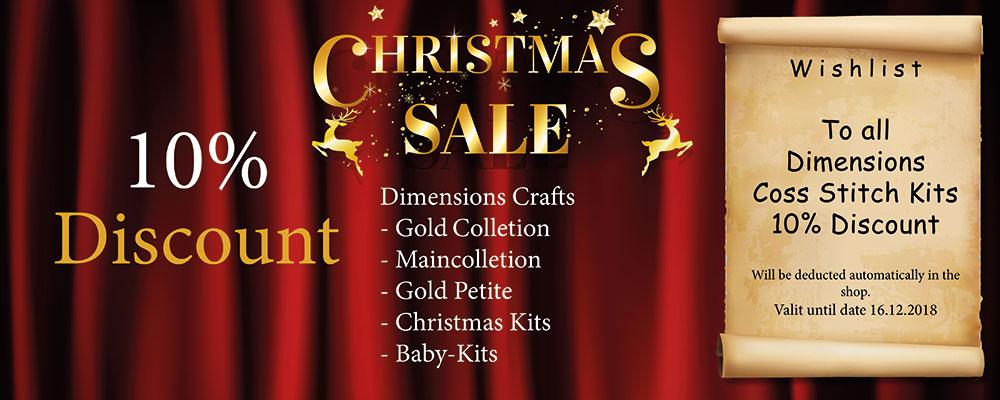 Dimensions Crafts 10% Discount