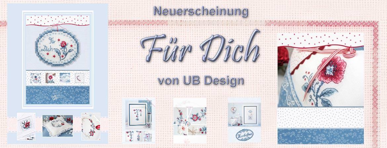 Neues Buch von UB Design