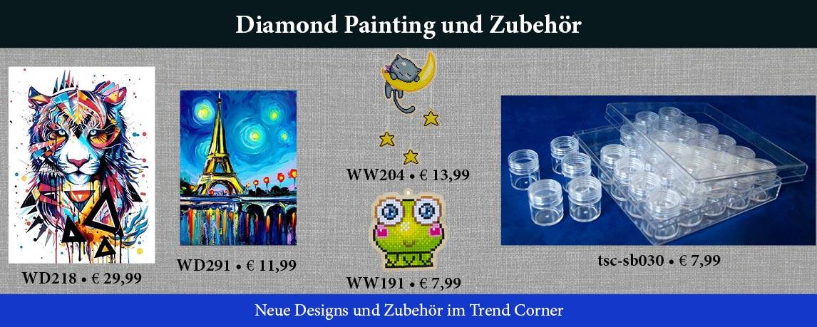 Diamond Paining Coole Designs