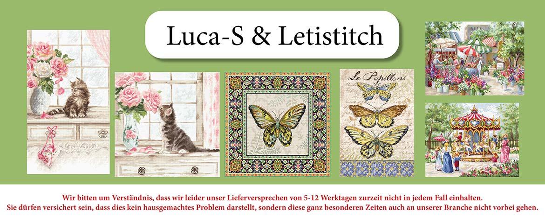Luca-S und Letistitch