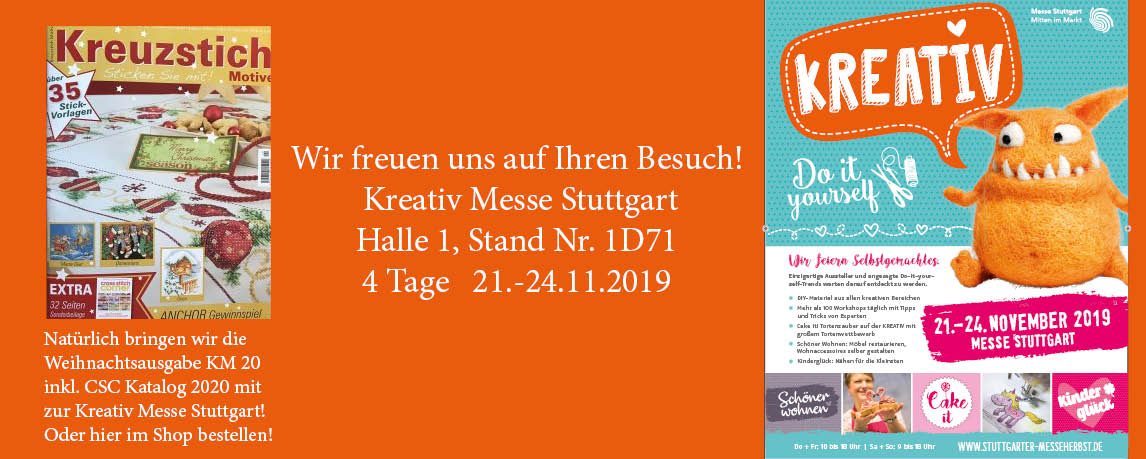 Stuttgart Kreativ 2019