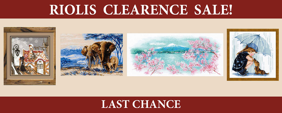 RIOLIS Clearence Sale