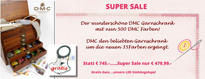 DMC Garnschrank