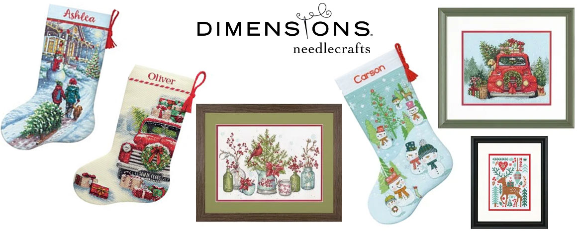 Christmas Collection Dimensions Crafts