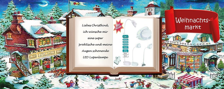 LED Lupenlampe