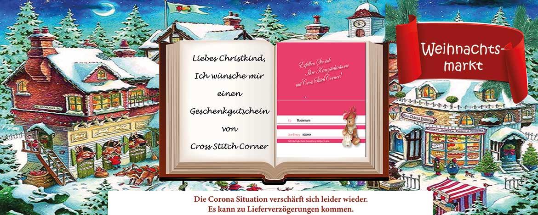 Weihnachtsmarkt Geschenkgutschein Christmas SALE- sofort lieferbar!